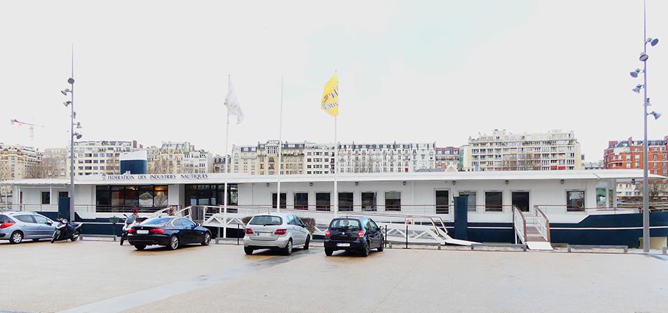 F d ration des industries nautiques contact - Port de javel haut 75015 paris ...